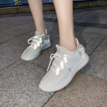 Hot Sale Women's Shoes Refreshing And Comfortable Sports Wild Breathable Women's Vulcanized Shoes New Design Shoes D0012