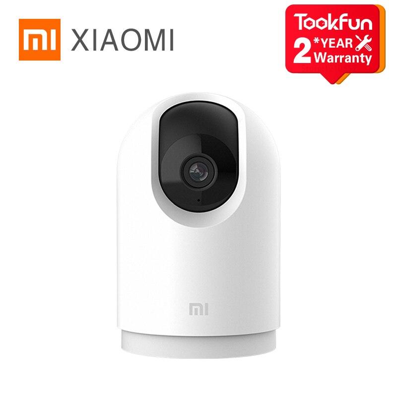 Xiaomi-cámara inteligente PTZ Pro 2K, calidad HD, 300 píxeles, 360 grados, visión nocturna infrarroja panorámica, a la aplicación se puede conectar Mi Home, nueva