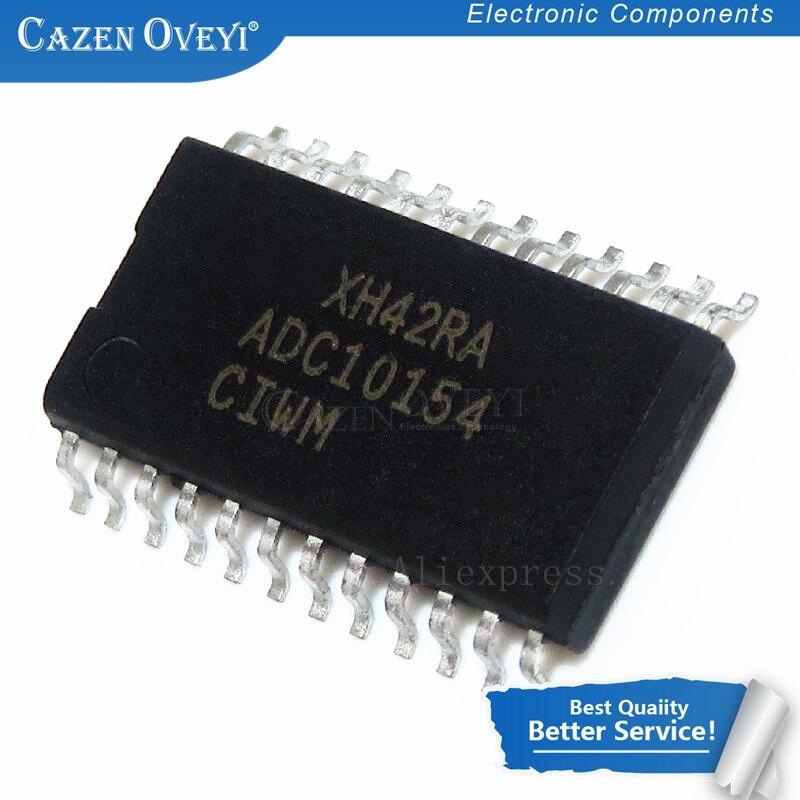 1 шт./лот ADC10154CIWM ADC10154 SOIC-24 аналого-цифрового преобразователя новый в наличии