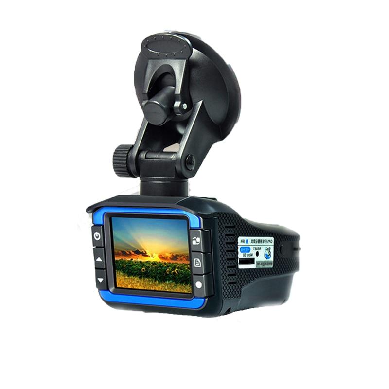 2in1 HD 1080P Car DVR Detector Camera Video Recorder Dash Cam Radar Night Kits