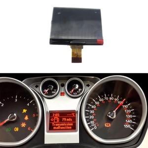 Instrument Cluster VDO screen / Dashboard LCD Display Pixel Repair For Ford Focus 2008-2011 / C-Max / Galaxy / Kuga