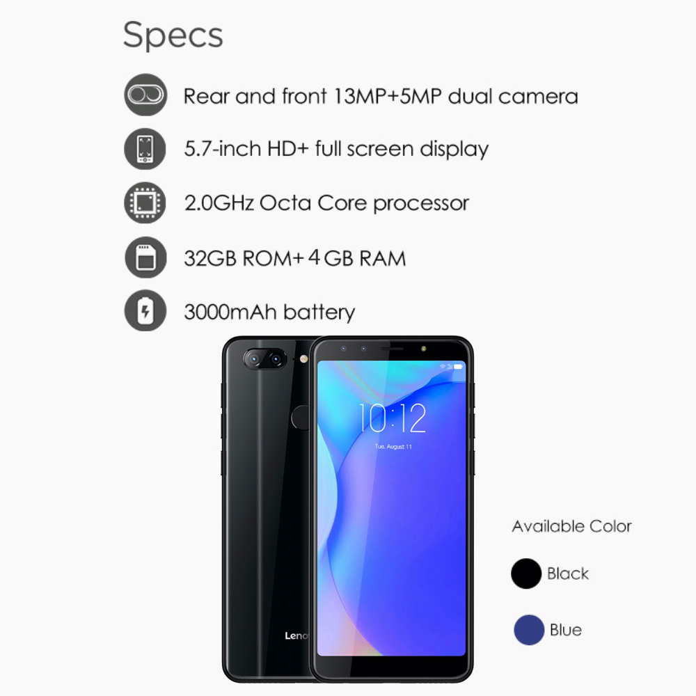 Last 32GB 3000mAh K9 2