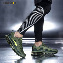 New onemix Air Men's Sports Running Shoes Cushioning Breatha