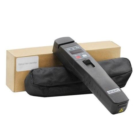Identificador de Fibra de Vidro de Alto Transporte da Gota Desempenho Localizador Visual Falha Fibra Óptica Identificação Instrumento Jw3306d 10mw Mod. 222629
