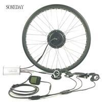 Comparar https://ae01.alicdn.com/kf/H644b58c26b28457c8af157f0bf088d0fn/Algún día EBIKE neumático grueso cable impermeable completo motor de cubo de engranaje 36V 48V500W bicicleta.jpg