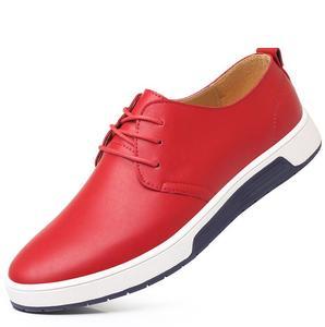 Весенние мужские туфли из натуральной кожи Классические Мужские модельные туфли Нескользящие Туфли-оксфорды официальная Свадебная обувь ...