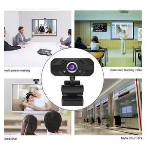 Web-Camera with Microphone Household Webcam K68 Vibao Usb-2.0 5PCS Angle Horizontal-View