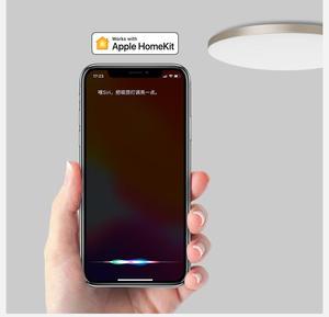 Image 4 - YEELIGHT 50W Smart LED Ceiling Lights Colorful Ambient Light Homekit smart APP Control AC 220V For Living Room