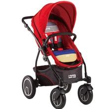 High Landscape Baby Stroller Lightweight Strollers Foldable Portable Four-wheel Carrier Pushchair Cart