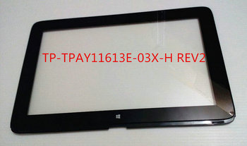 11.6 Spare parts touch FP-TPAY11613E-03X-H for HP Pavilion X2 11 digitizer TouchScreen Glass