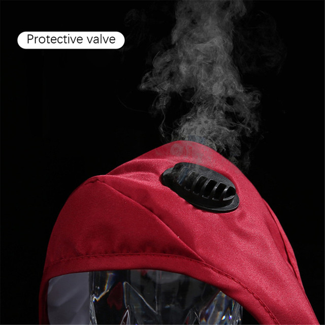 Pm2.5 cotton mouth mask ski mask c