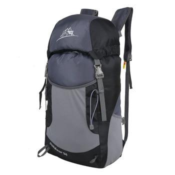 Folding Bag Light Backpack Travel Backpack Outdoor Backpack Mountaineering Bag Light Portable Men's And Women's