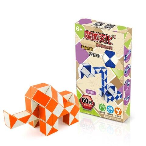 moyu um brinquedo um sonho mais novo 5 cores engracado profissional velocidade 60 forma de