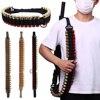 Tactical 25 Rounds Ammo Shell Holder Belt 12 Gauge Ammo Pouch Military Shotgun Cartridge Belt Waist Bullet Cartridges Holster 1