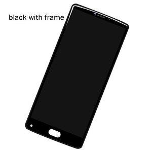 Image 4 - 5.99 אינץ HOMTOM S9 בתוספת LCD תצוגה + מסך מגע Digitizer עצרת 100% מקורי חדש LCD + מגע Digitizer עבור s9 בתוספת + כלים