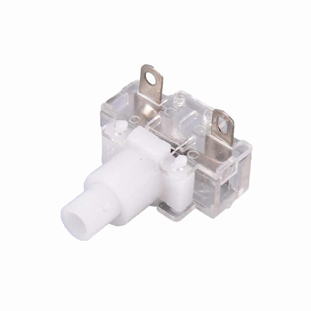 Alta calidad ZLinKJ práctica nueva gran oferta nuevo interruptor para lámpara de pie 317 encendido apagado medio pie botón de Reinicio en línea