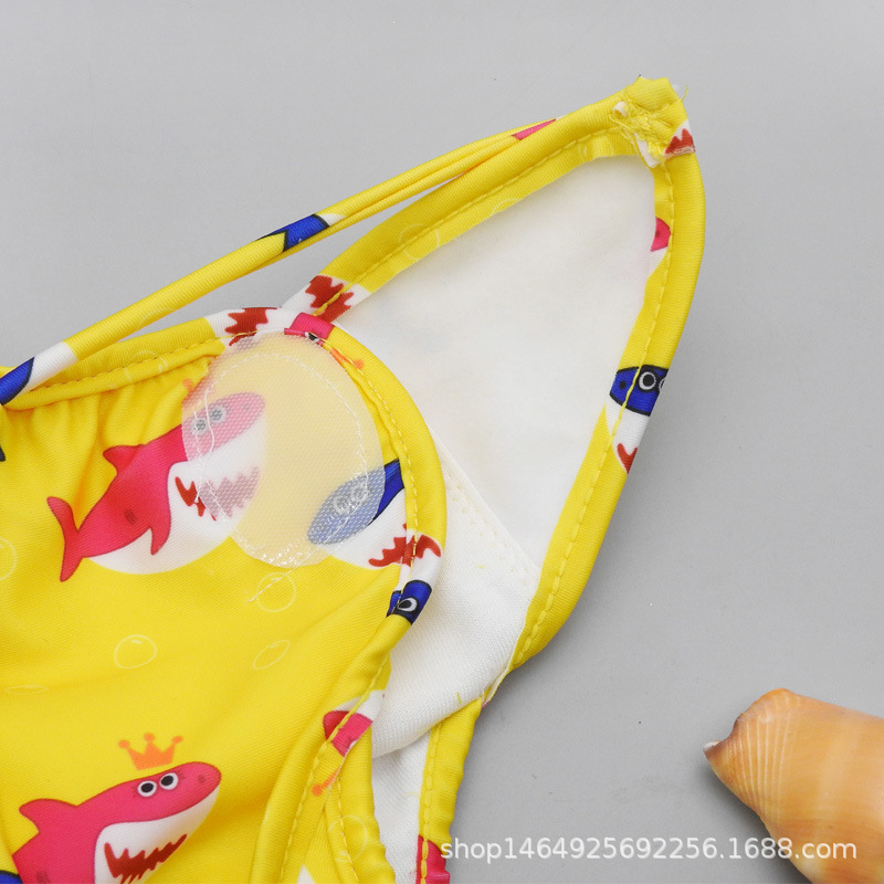 Children Prevention Of Urinary Swimming Trunks Pocket Shit Baby Infant Small CHILDREN'S Swimming Trunks Men And Women Children B