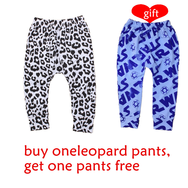 COSPOT Baby Boys Girls Leggings Girl Snow Leopard Harem Pants Kids Children Baby Boy Girl Clothes Boys Clothes 2020 New 30