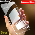 Закаленное стекло для iPhone 12, 11 Pro Max, XS, SE, 2020, XR, X, 6 S, 6 S, 7, 8 Plus, 5 фотоблесток, защитная пленка для экрана, защитное стекло, 3 шт.