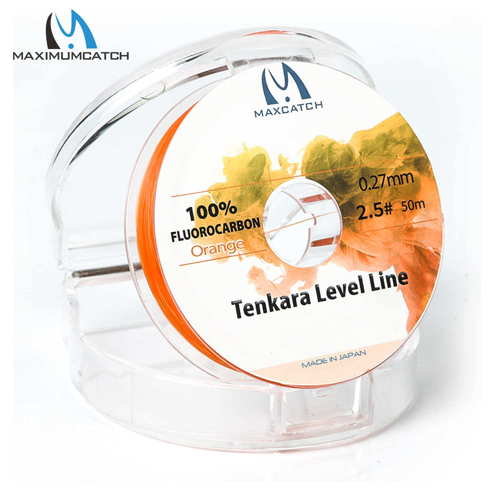 4PcsX12ft//13ft Tenkara Line Tapered Furled Line Floating Fishing Line
