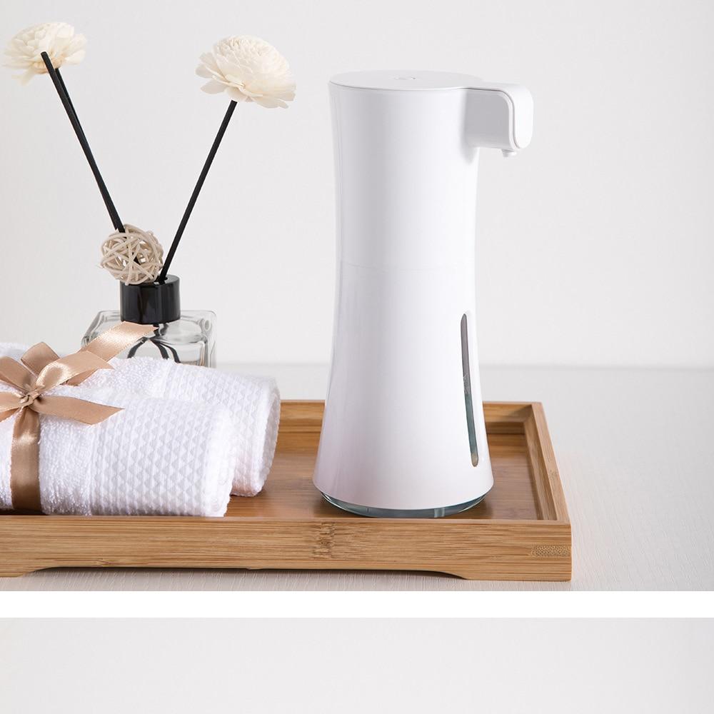 450ml Automatic Smart Soap Dispenser Sensor Liquid  For Bathroom Kitchen Hand Free Automatic Soap Dispenser