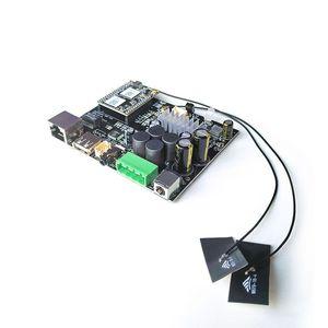 Image 5 - Up2stream WiFi and Bluetooth5.0 HiFi Stereo Class D digital multiroom 24V DIY audio music usb power amplifier dac board kit