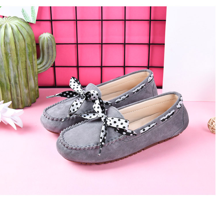 100% Genuine leather Women flats Handmade Women Casual leather shoes Leather Moccasin Fashion Women Driving Shoes
