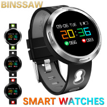 цена на Smart Watch Men Waterproof Smartwatch Heart Rate Blood Pressure Monitor Women Fitness Tracker GPS Sports Wristwatch Android IOS