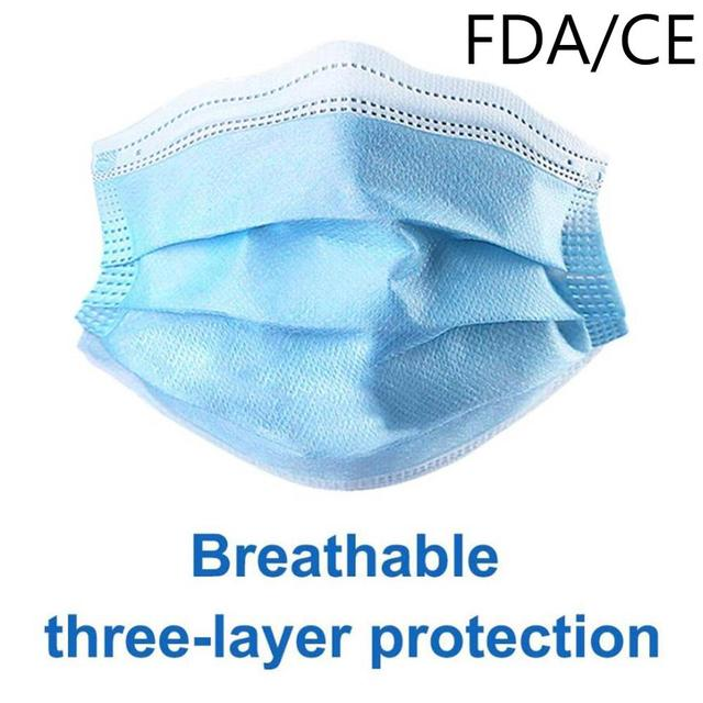 Mouth Mask Men Women Cotton Anti Dust Mask Mouth Mask Windproof Mouth-muffle Bacteria Proof Flu Face Masks 1