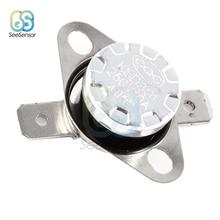 KSD301 250V 10A нормально открытый/нормально закрывающийся термостат переключатель температуры термоконтроль переключатель DegC 30-130 градусов Цельсия