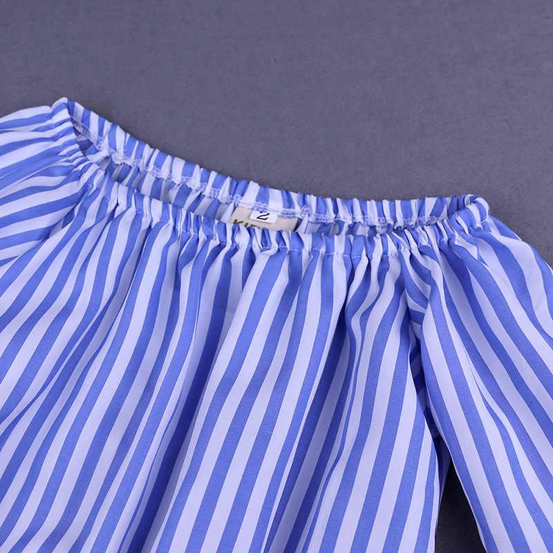 Maluch dziewczyna ubrania lato jesień dziewczynek dzieci Stripe topy + spodnie zestawy odzież stroje dla dzieci garnitur 1 2 3 4 5 6 7 lat