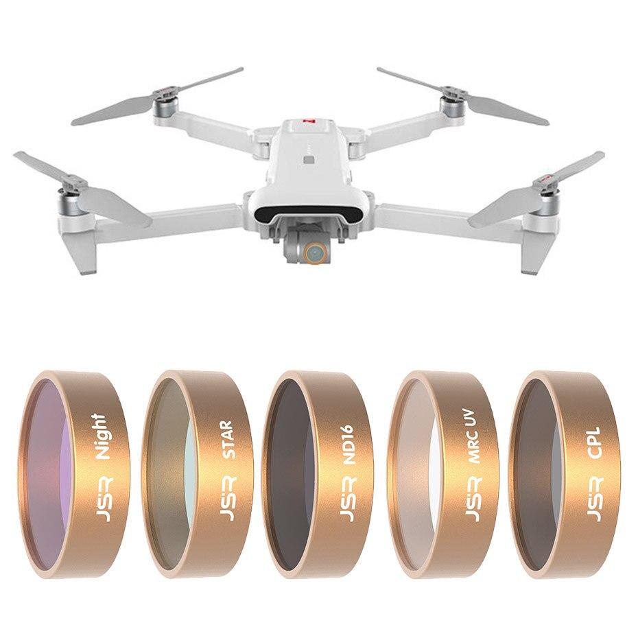 Kamera Filter Für Xiaomi Fimi X8 SE Stern CPL UV ND 4 8 16 32 Neutral Dichte Filter Kit Für fimi X8 SE Drone Objektiv Zubehör