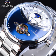 DROP Pengiriman Tevise Merek Teratas Pria Mekanis Jam Tangan Otomatis Fashion Mewah Stainless Steel Pria Warna Rolex_watch Pria