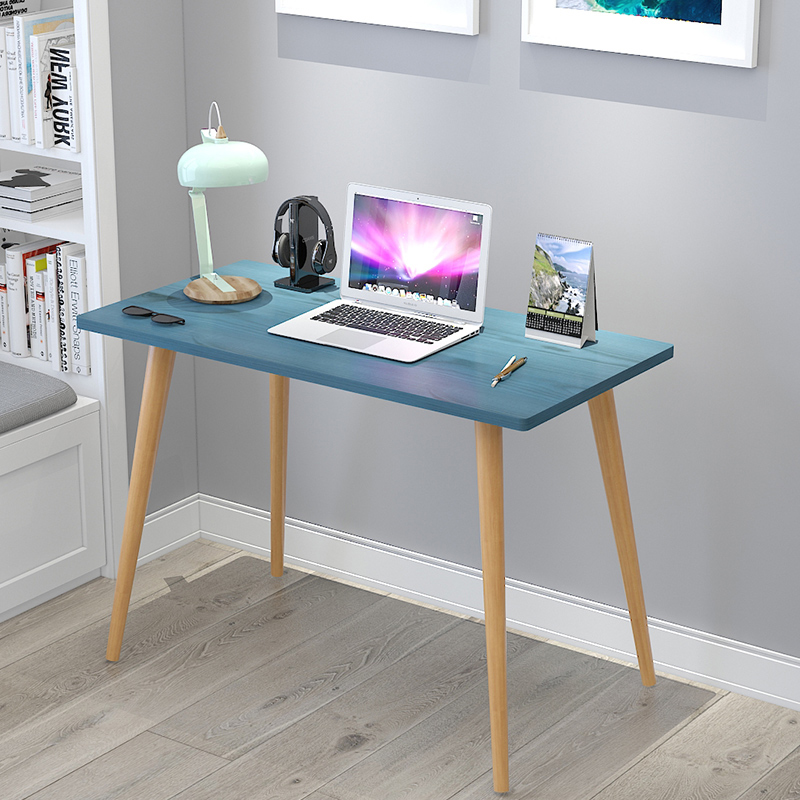 Table Simple Computer Table IKEA Desk Household Student Writing Desk Simple Learning Table Nordic Economic Type