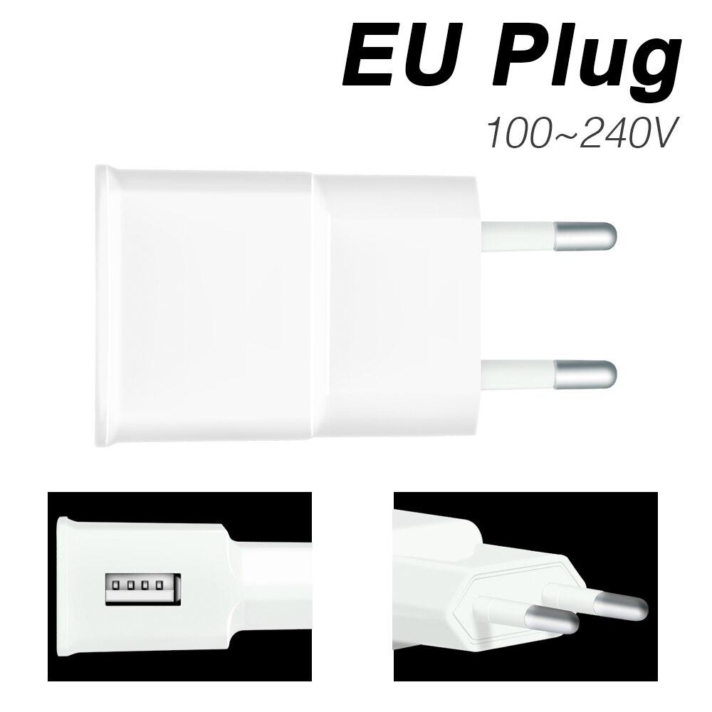 Adapter EU US Plug Led Strip Light USB Powered 5V Stripe Led Lamp Decor for Bedroom TV PC Screen Night Light Strip 0.5M 1M 2M