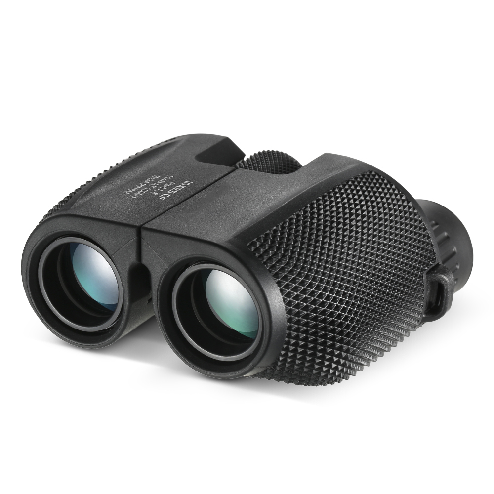 Professional 10x25 Binoculars and Telescopes with Multilayer BAK4 Prism and Central Focus System