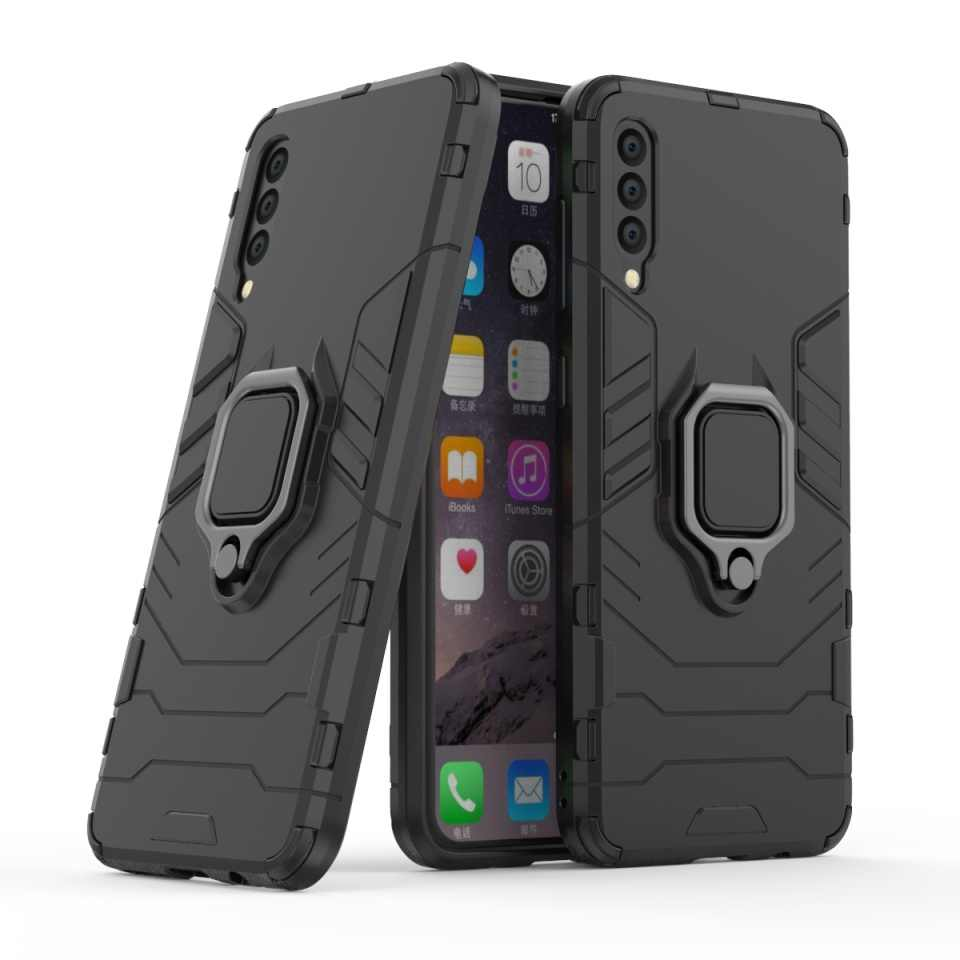 Kickstand Case for Samsung A50 A40 A30 Case Samsung A70 A60 A80 A90 Case on Samsung Galaxy A50 A20 A10 Case Soft Silicone Bumper