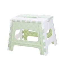 Folding Stool Indoor-Storage Plegable Plastic Home-Train Kids Multi-Purpose Multi-Purpose
