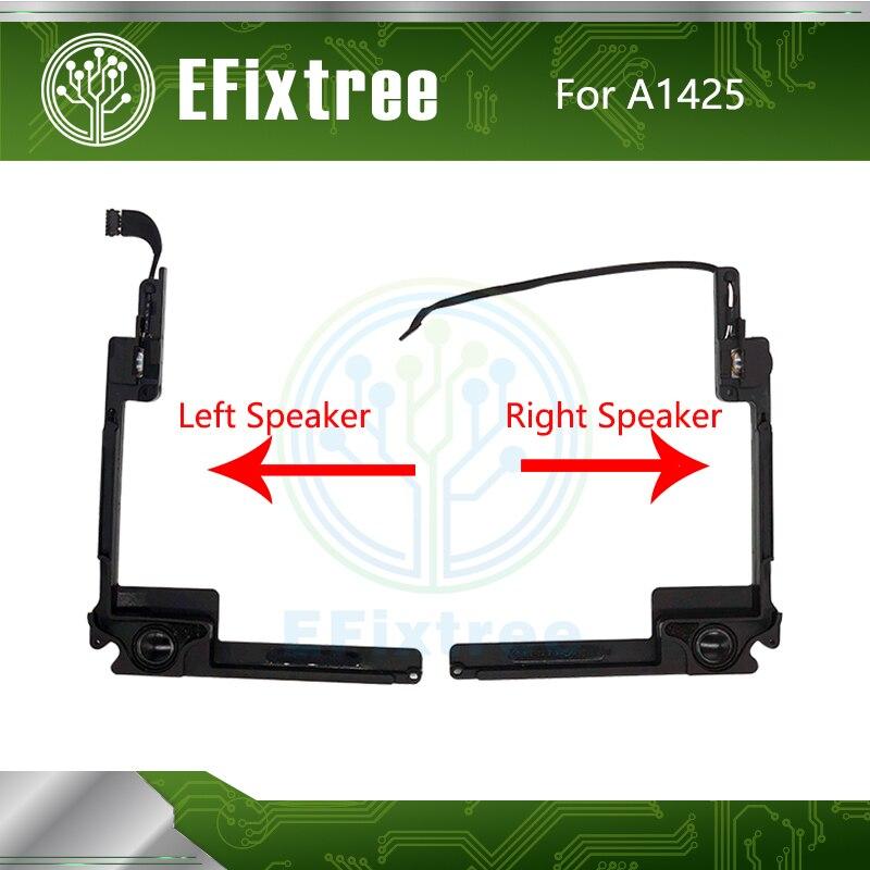 """New Full Tested OEM For MacBook Retina 13"""" A1425 Loudspeaker Speaker Speakers Left Right Late 2012 Early 2013 EMC 2557 2672"""