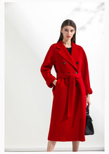 WYWAN Autumn Trench Coat Slim Single Breasted Trench Coat Woman Trench Coat Long Women Windbreakers Plus Size Overcoat Femmino cheap CN(Origin) Full vintage CASHMERE Polyester Nylon Acrylic Appliques Button Pockets Solid Regular HSM4 Turn-down Collar Wide-waisted