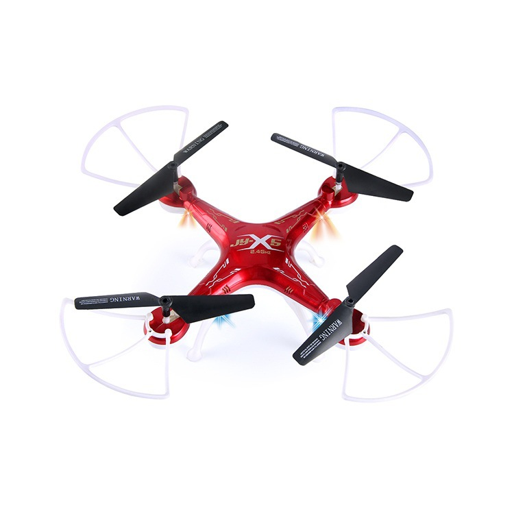 Drop-resistant 360-Degree Roll New Style Remote Control Aircraft Jy-x5a Quadcopter Model Toy