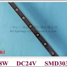 Light-Lamp Wall-Washer LED Aluminum 1000mm--30mm--20mm 3030 18 Advertising SMD 1800lm