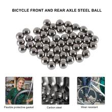 New 50pcs Durable bicycle Carbon Steel Ball Replacement Parts 4mm 5mm 6mm 8mm 9mm 10mm Bike Bicycle Steel Ball Bearing 2020 Hot(China)