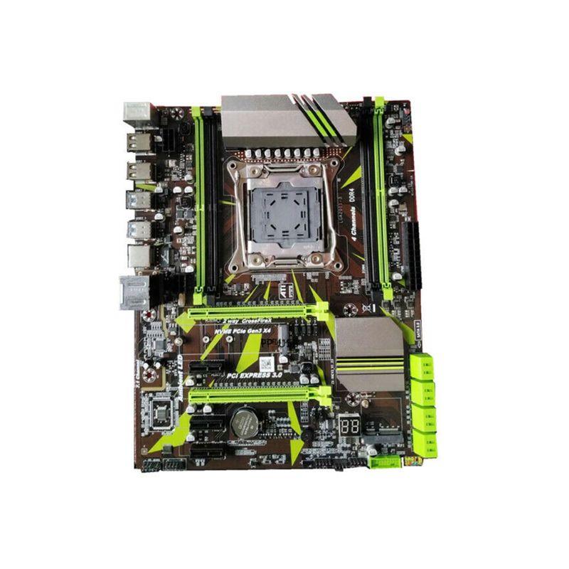 X99 LGA2011-V3 Professional Motherboard Module 4 Channel DDR4 Desktop Computer Motherboard Module M68F