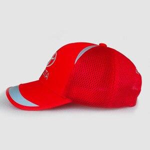Image 4 - 2019 czapka z daszkiem sport samochód wyścigowy męskie okulary Moto GP samochód Toyota Motocross czapki czapka wyścigi F1 motocykl 3D Embroide