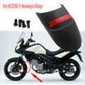 สำหรับ SUZUKI V-Strom650 DL650 V-Strom 650 DL 650 VStrom 650 รถจักรยานยนต์ ABS ด้านหน้า Mudguard Fender ด้านหลัง Extender