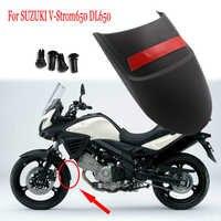 Für SUZUKI V-Strom650 DL650 V-Strom 650 DL 650 VStrom 650 Motorrad ABS Kotflügel Vorne Kotflügel Hinten Extender Erweiterung