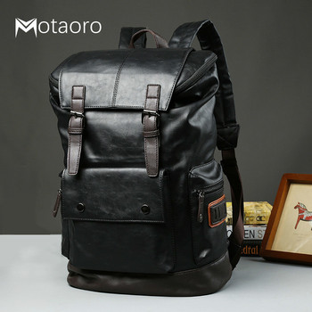 New Bagpack Men High Capacity Bag For Travel Leather Backpacks Camera Pocket Bags 15 Inch Laptop Backpack For Mochila Masculina new pattern national geographic ng a5290 camera bag backpacks video photo bags for camera backpacks bags