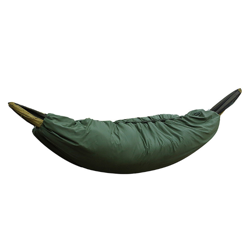 Cross Border Supply Of Goods Camping Cold Hammock Cozy Autumn & Winter Envelope Cotton Sleeping Bag Single Person Warm Hammock