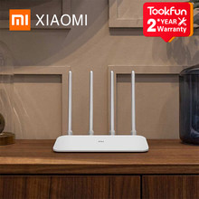 Xiaomi 4A Router Gigabit Edition 128Mb Dual-Core CPU 1167Mbps Dual-Band Full Netzwerk Port Wifi extender WiFi Remote Repeater